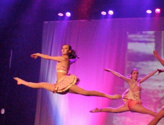 Dance Recital 2014