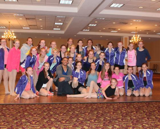 Dance Camp 2015